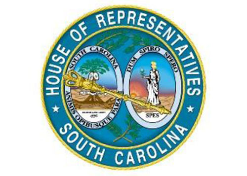 SC House of Representatives Logo
