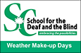 Logo: SC School for the Deaf and the Blind Embracing the Possibilities