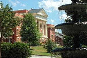 SCSDB Walker Hall