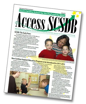 Art: Front Page of Access