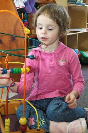 School for the Blind - Preschool